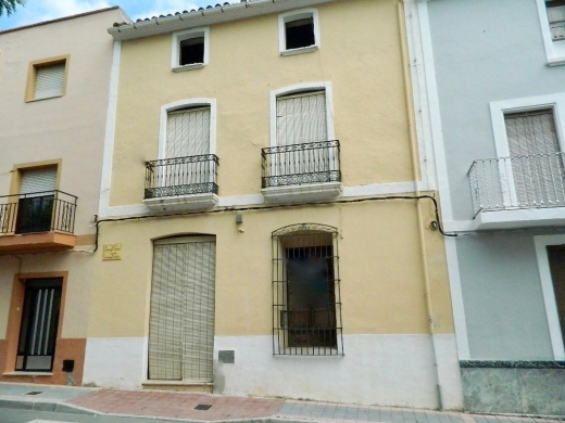 1 bed town house in Teulada