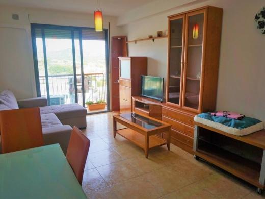 2 bed piso in Calpe / Calp