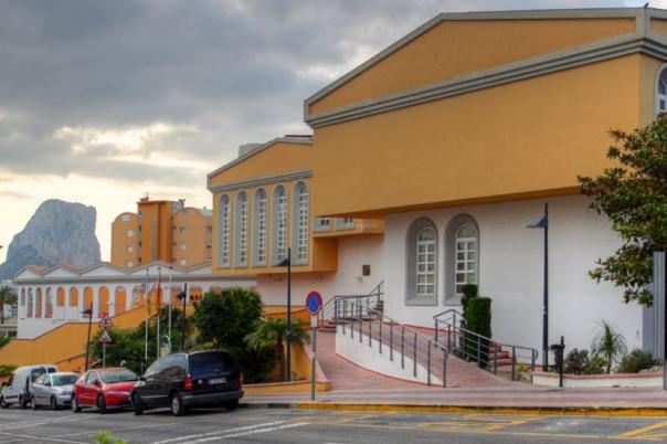 Concerts & Music: Casa de Cultura, Calpe