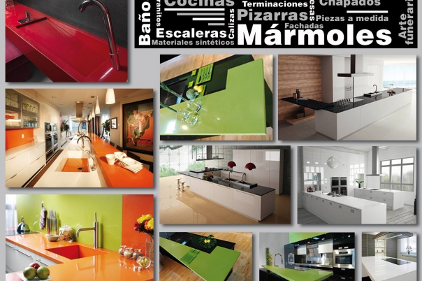 Mármoles Benidorm - Marble & granite fitters