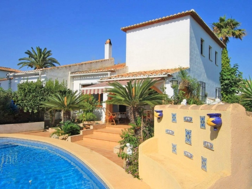 5 bed town house in Javea