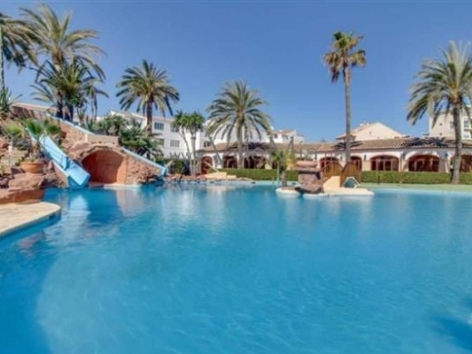 2 bed town house in Javea