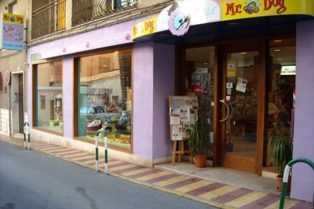 Mr Dog Pet Grooming Salon Amp Shop Pet Shops Amp Grooming In Calpe Spain