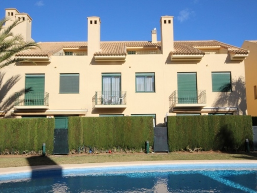 4 bed bungalow / townhouse / adosados in Javea