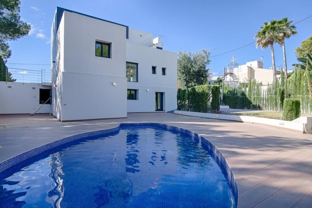 4 bed villa in Benissa Costa