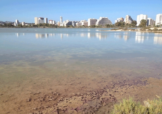 Las Salinas - Salt Flats of Calpe