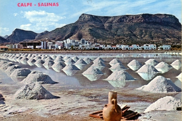Las Salinas Salt Flats of Calpe Calpe Places to Visit in Calpe