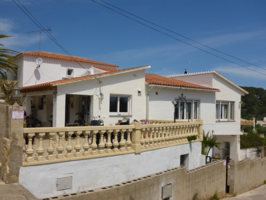 8 bed villa in Denia