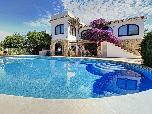 3 bed villa in Benissa Coast