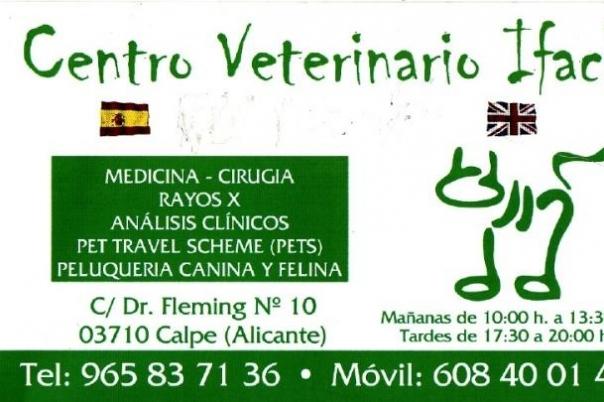 Centro Veterinario Ifach