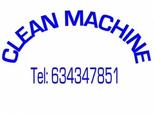 Clean Machine - Window Cleaning & Power Washing
