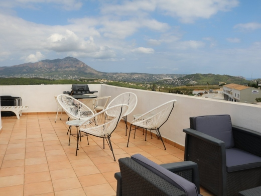 3 bed townhouse in Benitachell