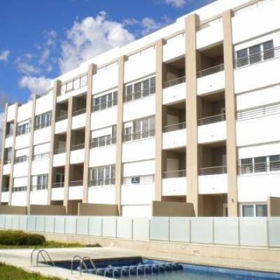 3 bed apartment in Benissa