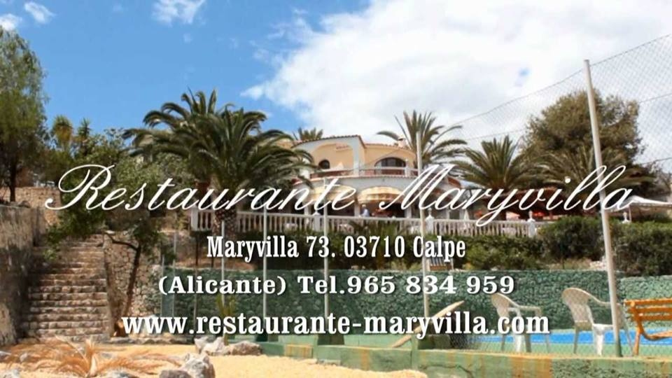Restaurante Maryvilla