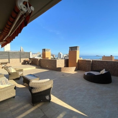 3 bed apartment in Benidorm
