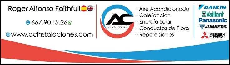 AC Instalaciones - Air Conditioning, Heating & Solar Energy