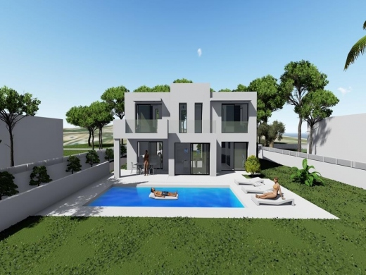 3 bed new build in Benissa