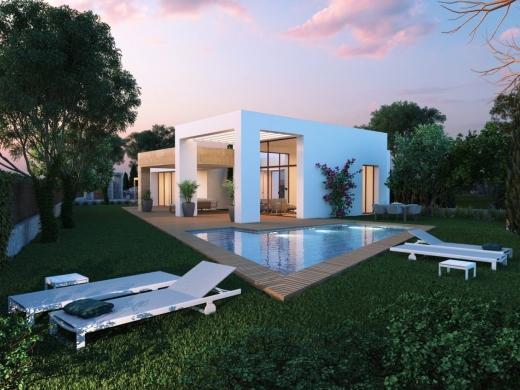 3 bed villa in Javea