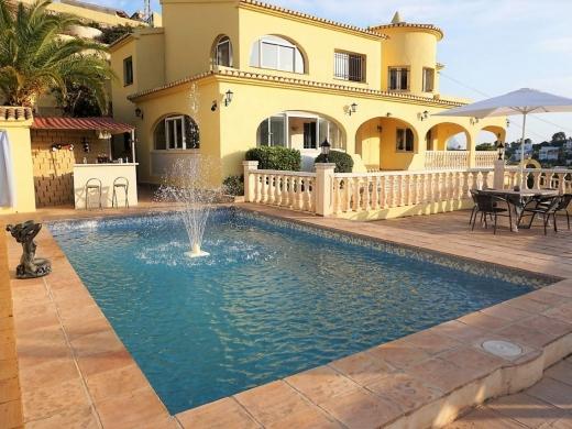 8 bed casa / chalet in Benissa