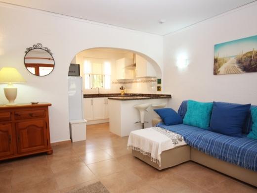 2 bed linked villa in Benitachell