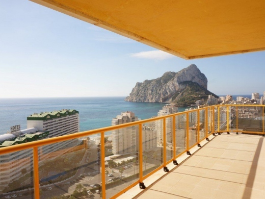 3 bed piso in Calpe / Calp