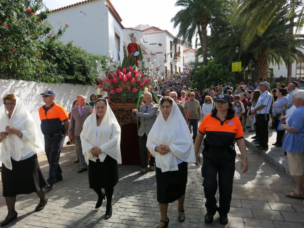 """Fiestas in Javea: """"Santa Lucía"""" (December 2019)"""