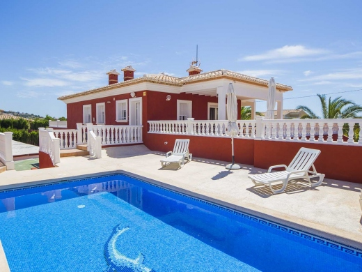 11 bed hotel in Calpe