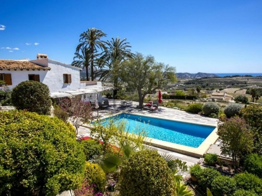 8 bed country house in Teulada