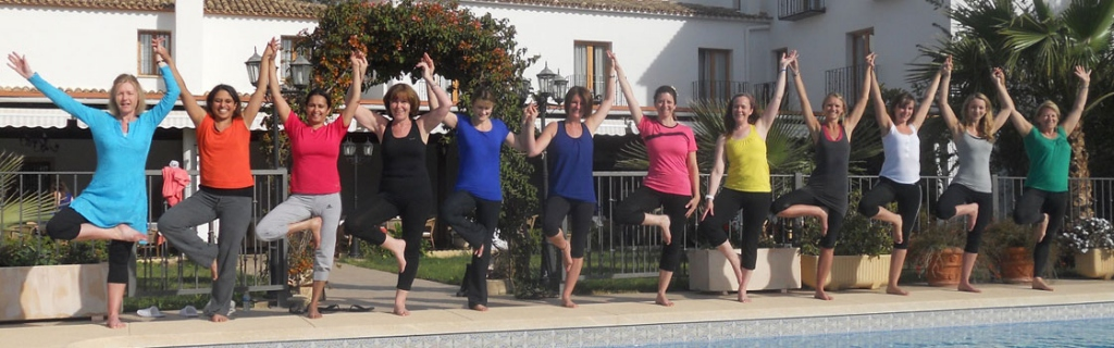 Yoga Breaks in Spain