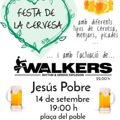 Festivals in Javea: Jesus Pobre Beer & Music Festival (September 2019)