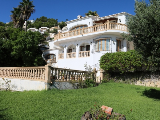 5 bed bungalow in Moraira
