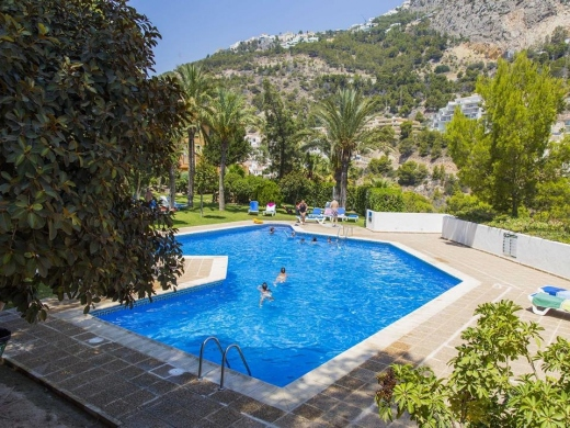 3 bed villa in Altea