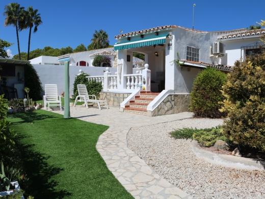 2 bed bungalow in Moraira