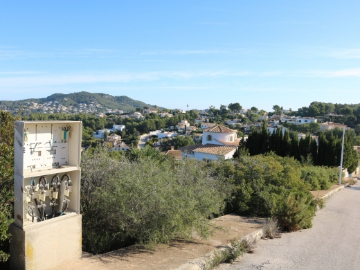 plot in Jávea