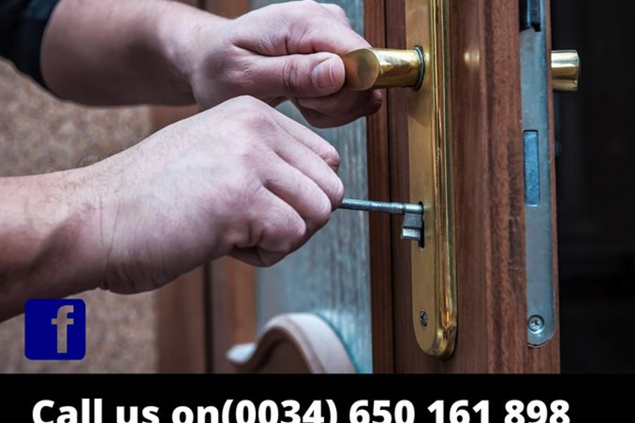 Locksmith Services in Calpe, Javea & Moraira from Security & Services Spain