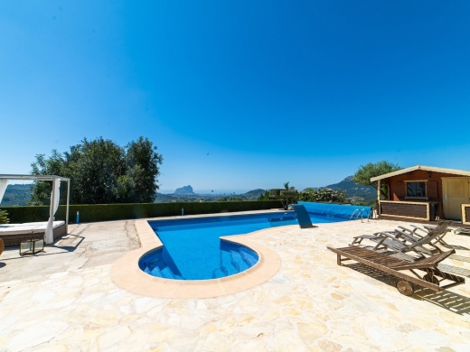 3 bed country houses - fincas in Benissa