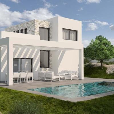 3 bed villa in Pedreguer