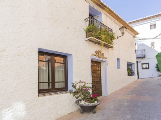 4 bed town house in Calpe