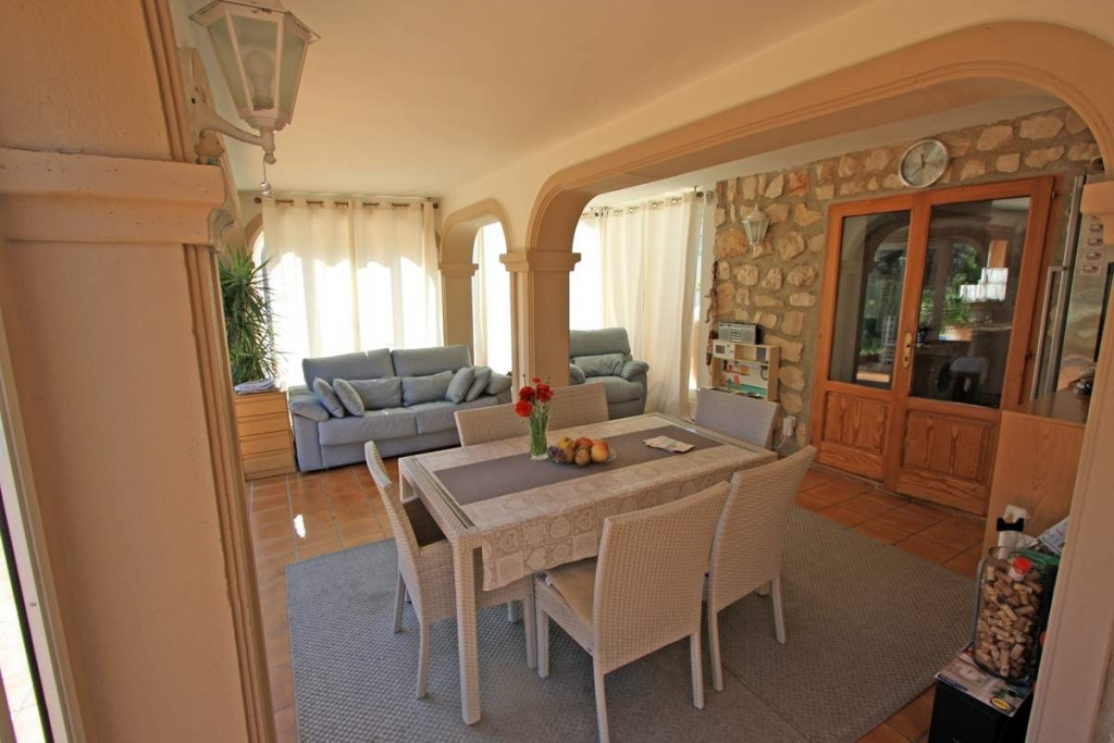 3 bed villa in Denia