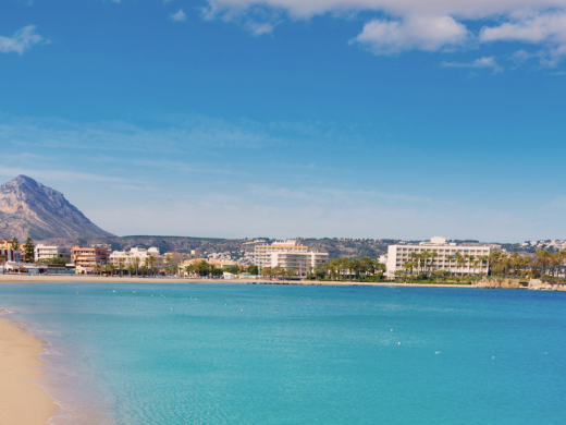 Arenal Beach - Playa Del Arenal in Javea