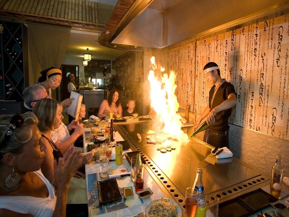 AOI Teppanyaki Japanese Restaurant