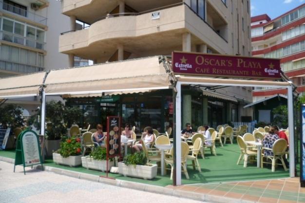 Oscar S Playa Cafe Restaurant Amp Bar Chiringuitos Amp Beach Bars In Calpe Spain