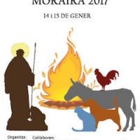 "Fiestas in Moraira: ""Sant Antoni"" (January 2021)"