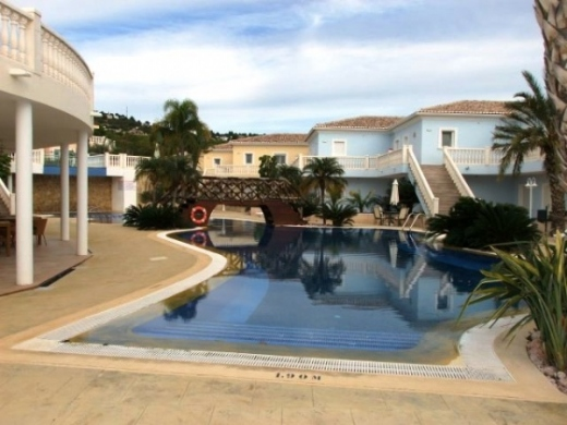 2 bed apartment in Benissa