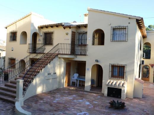2 bed apartment in Moraira