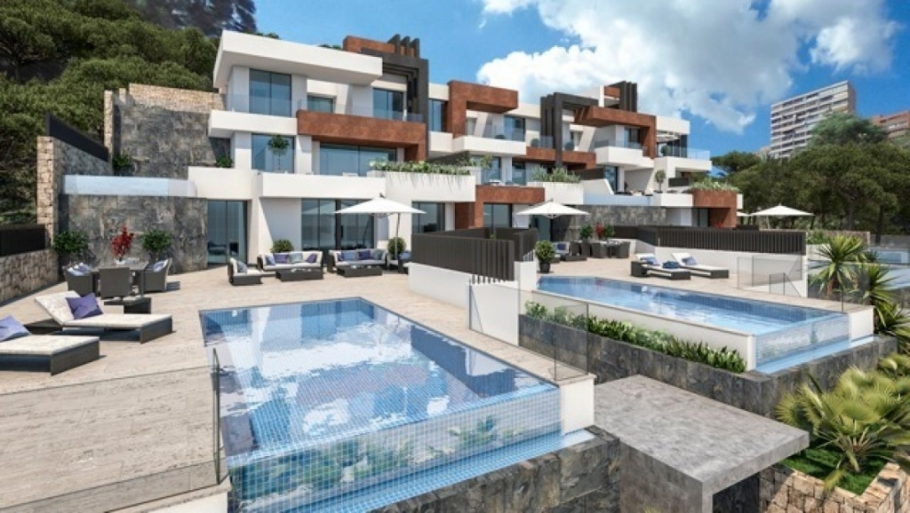 3 bed apartment in Benidorm