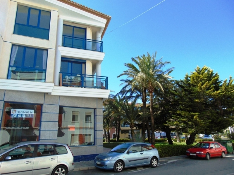 3 bed apartments in Teulada