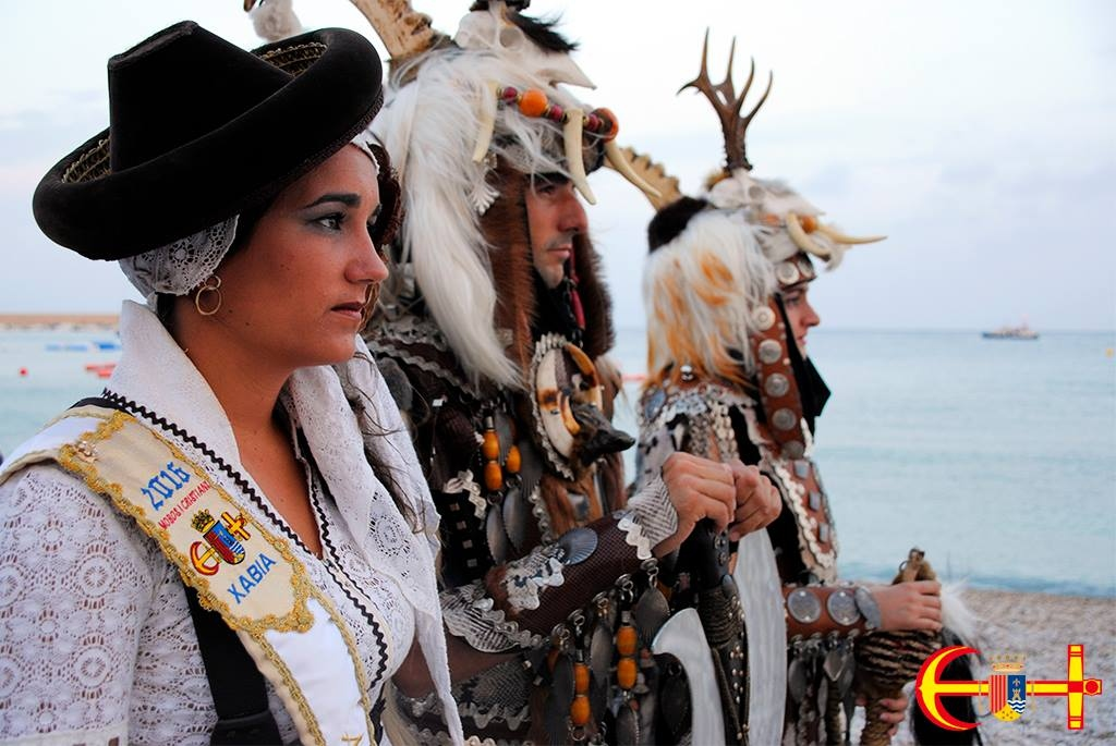Fiestas in Javea: Moors & Christians (July 2020)