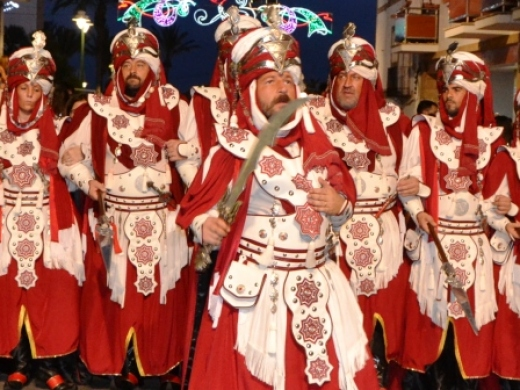 Fiestas in Javea: Moors & Christians (July 2018)
