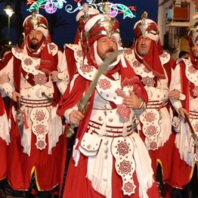 Fiestas in Javea: Moors & Christians (July 2018)